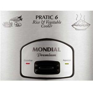 Panela Elétrica Mondial Cooker PE-02 - 1,2 L