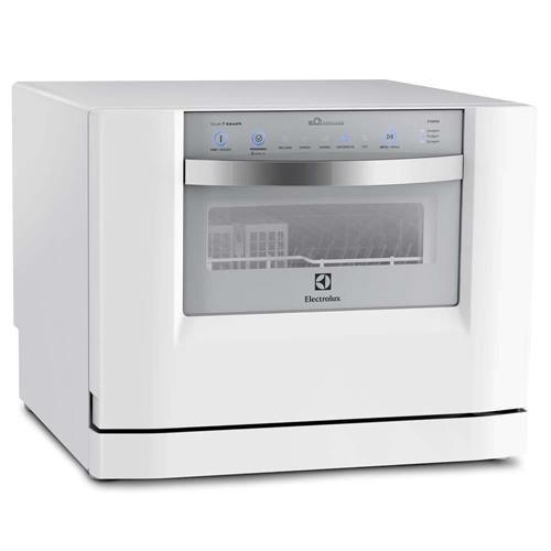 Lava-louças Electrolux LE06A 6 Serviços com Visor Externo e Painel Blue Touch