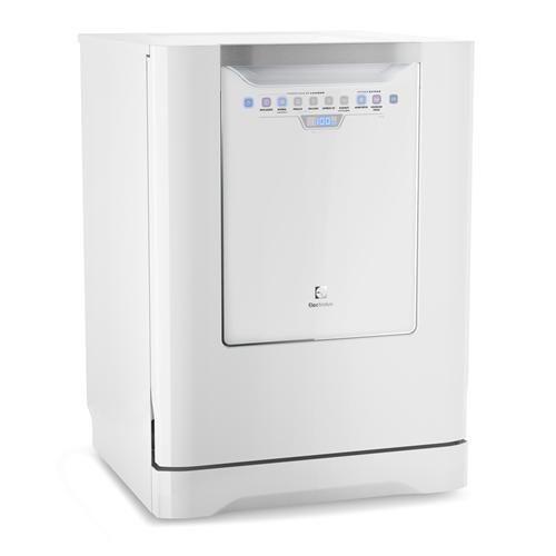Lava-Louças Electrolux LI14B 14 Serviços com Painel Blue Touch - Branco