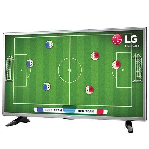 "TV LED 32"" HD LG 32LH515B com Conversor Digital Integrado, Painel IPS, Game TV, Entrada HDMI e USB"