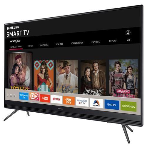 "Smart TV LED 55"" Full HD Samsung 55K5300 com Plataforma Tizen, Conectividade com Smartphones, Áudio Frontal, Conversor Digital, Wi-Fi, 2 HDMI e 1 USB"