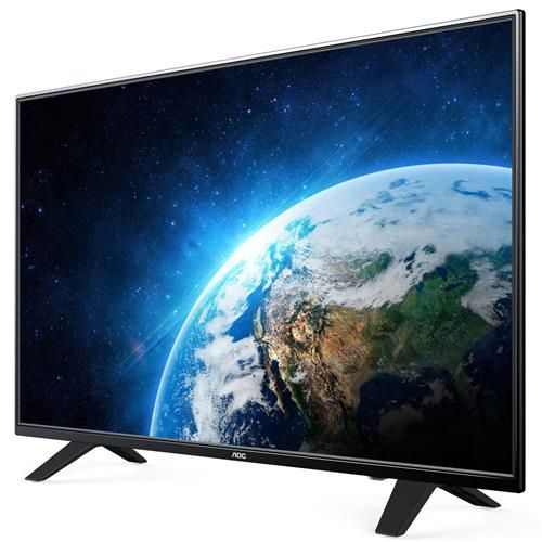 """TV LED 40"""" Full HD AOC LE40F1465 com Conversor Digital Integrado, Entradas HDMI e Entrada USB"""