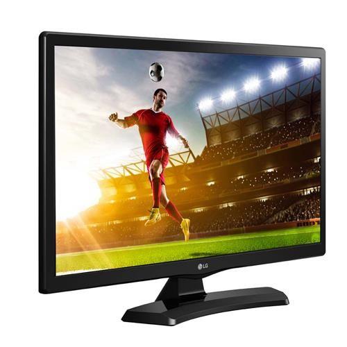 "TV Monitor LED 23.6"" HD LG 24MT48DF-PS com Conversor Digital, Gaming Mode, Time Machine, Entrada HDMI e USB"