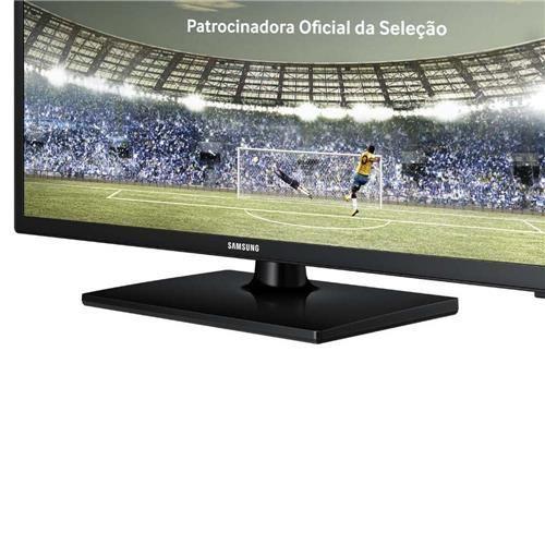 """TV Monitor LED 23,6"""" HD Samsung LT24D310 com Função Futebol, ConnectShare Movie e Conversor Digital"""