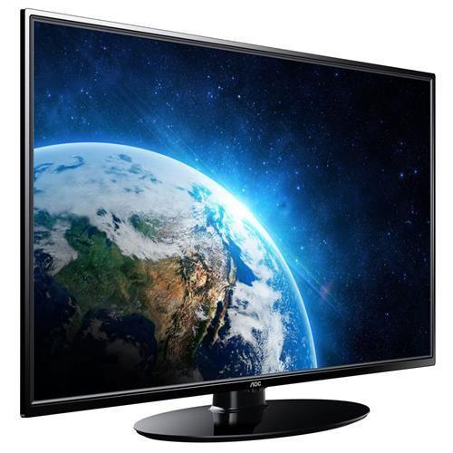 "TV LED 32"" AOC HD LE32H1465 com Conversor Digital Integrado, Entradas HDMI e Entrada USB"