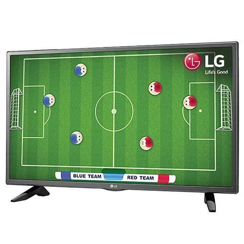 "TV LED 32"" HD LG 32LH510B com Conversor Digital Integrado, Painel IPS, Game TV, Entrada HDMI e USB"