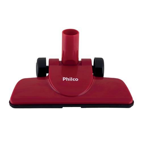 Aspirador de Pó Philco PH Rapid 1000 N com 1000W de Potência - Vermelho