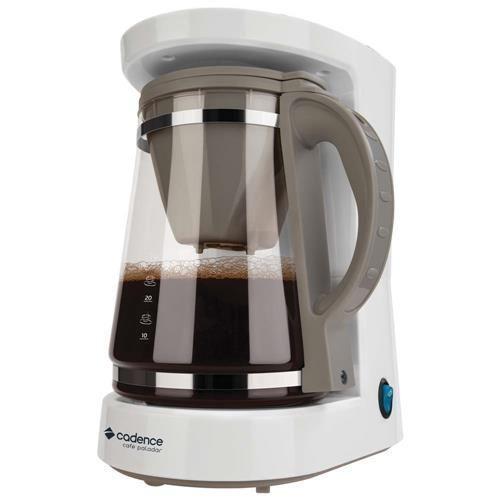 Cafeteira Cadence Paladar CAF141 - Branca