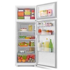 Refrigerador Consul Cycle Defrost CRD36GB Duplex com Super Freezer 334 L - Branco