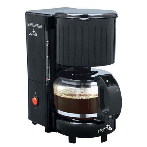 Cafeteira Elétrica Black & Decker Magnific CM100 - Preta