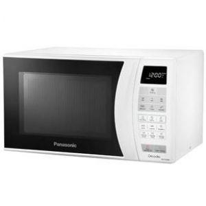 Forno de Micro-ondas Panasonic Dia-a-Dia com Desodorizador e Receitas Pré-programadas NN-ST254 Branco - 21 L