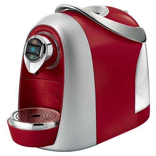 Máquina de Café Expresso Multibebidas TRES Modo S04 – Vermelho