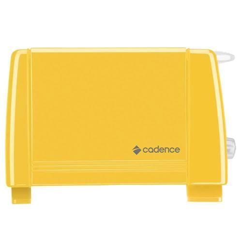 Torradeira Cadence Colors TOR114 - Amarelo