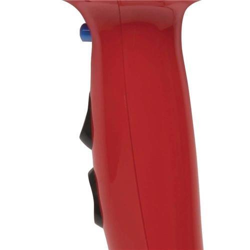 Secador de Cabelos GA.MA Italy Via Venetto Motor AC Profissional e Emissão de Íons – Vermelho