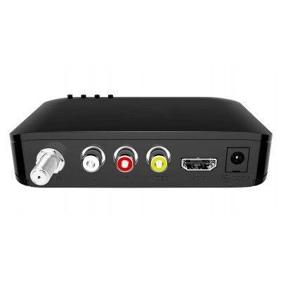 Receptor Gravador e Conversor Digital - Filtro 4G - 1080p - HDMI - USB - Media Player - Menu em Português - Pix Chip Sce 008-1001