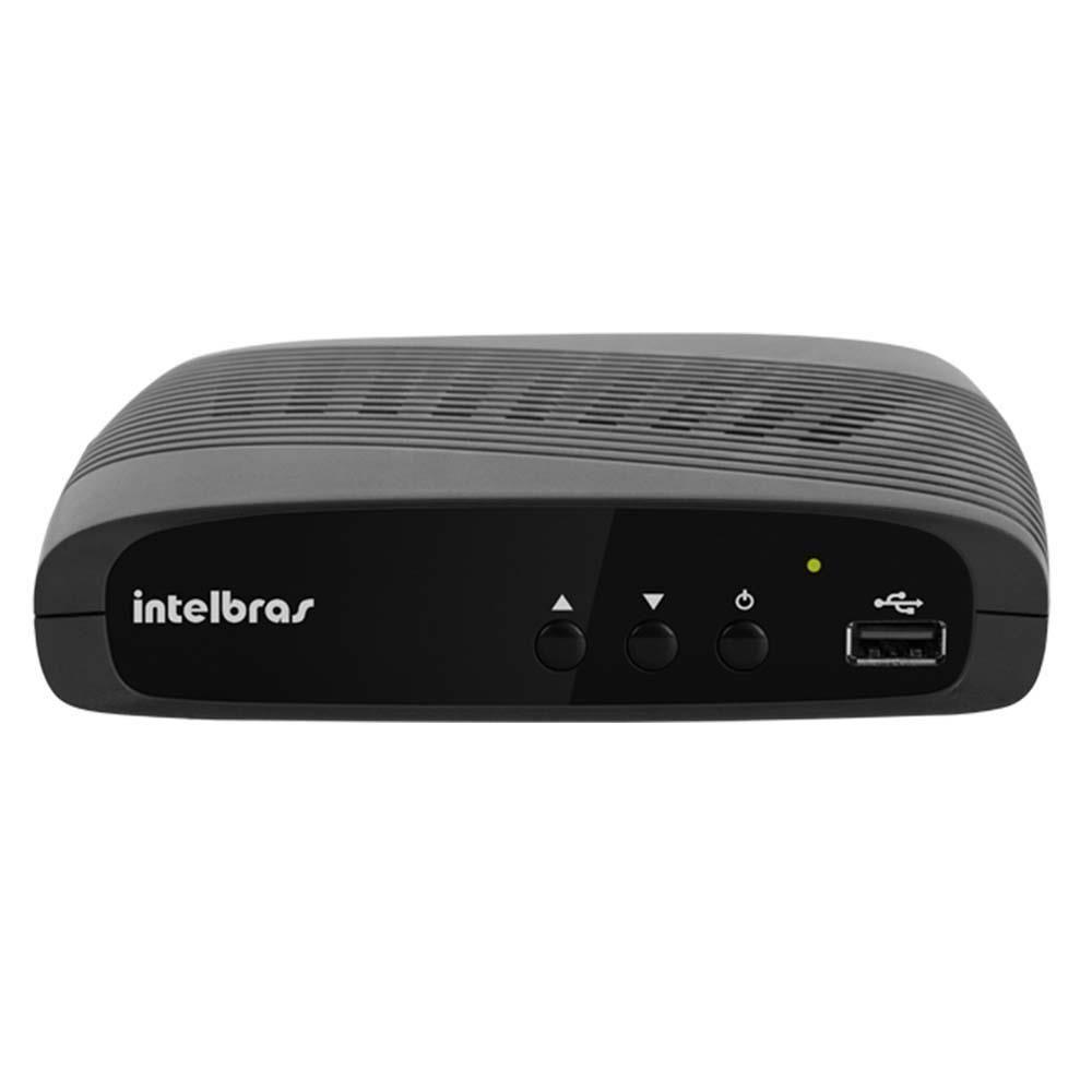 Conversor e Gravador Digital Full HD Intelbras CD 636 com Entrada HDMI e USB