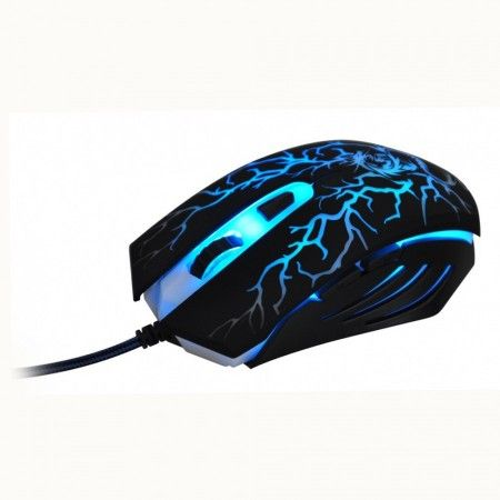 Kit Gamer OEX Action - Teclado TC200 + Mouse MS-300 + Fone Headset HS200 + Mousepad