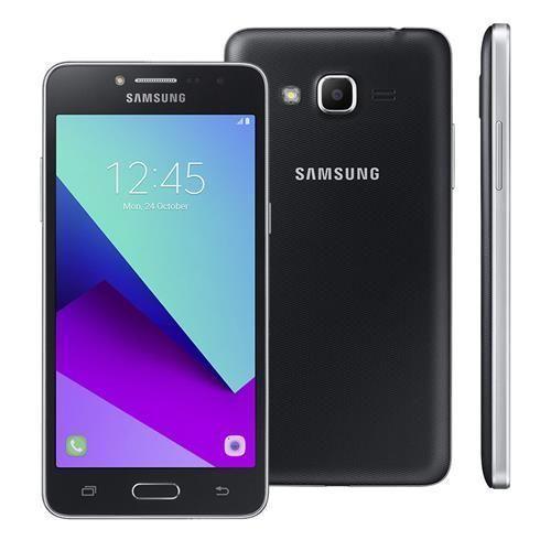 """Smartphone Samsung Galaxy J2 Prime TV Preto com 8GB, Dual chip, Tela 5"""", TV Digital, 4G, Câmera 8MP, Android 6.0 e Processador Quad Core de 1.4 Ghz"""