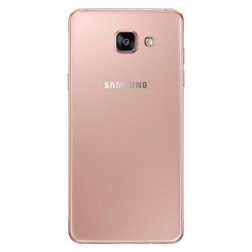 """Smartphone Samsung Galaxy A5 2016 Duos A510M/DS Rose com Dual Chip, Tela 5.2"""", Câmera 13MP, Android 5.1 e Processador Octa Core 1.6GHz"""