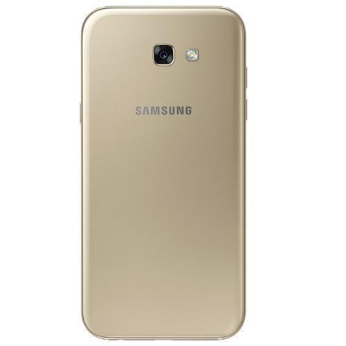 """Smartphone Samsung Galaxy A7 2017 A720F/DS Dourado com 32GB, Dual Chip, Tela 5.7"""", 4G, NFC, Câmera 16MP, Android 6.0, Processador Octa-Core e 3GB RAM"""