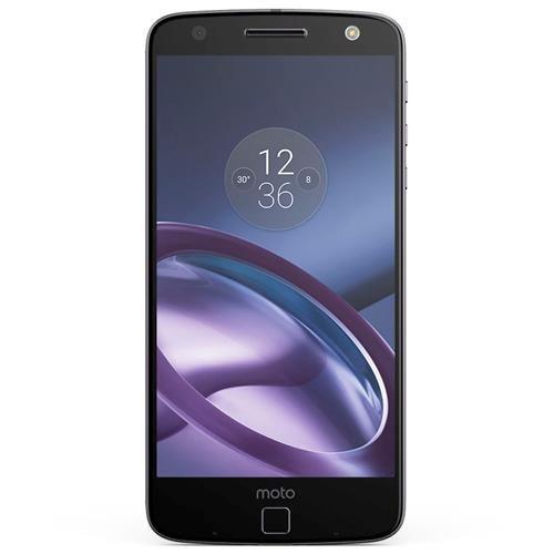 Smartphone Motorola Moto Z Power Edition Grafite com 64GB, Tela de 5.5'', Dual Chip, Câmera 13MP, 4G, Android 6.0, Processador Quad-Core e 4GB de RAM