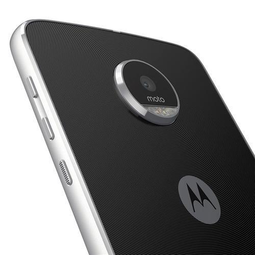 Smartphone Motorola Moto Z Play XT1635 Grafite com 32GB, Tela de 5.5'', Dual Chip, Câmera 16MP, 4G, NFC, Android 6.0, Processador Octa-Core