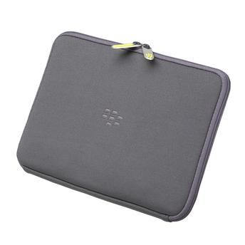 Capa para PlayBook em Neoprene com Zíper - Cinza - BlackBerry