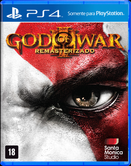 God Of War III - Remasterizado - PS4 (Cód: 8884795)