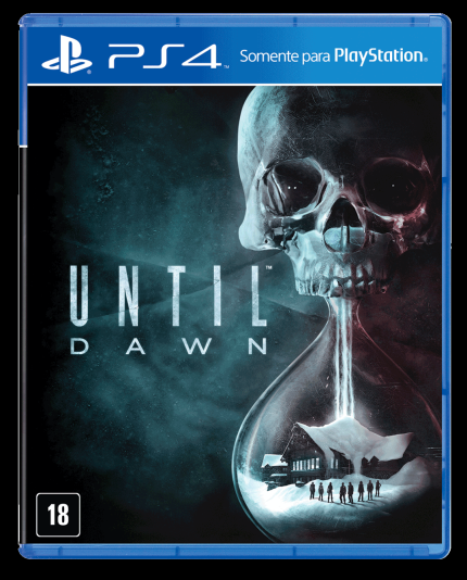 Until Dawn - PS4 (Cód: 8955476)