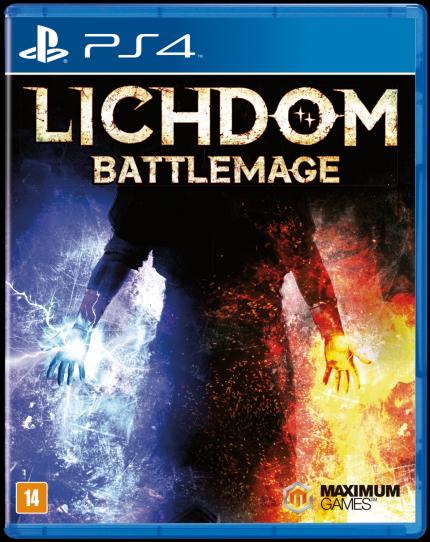 Lichdom - Battlemage - PS4 (Cód: 9276697)