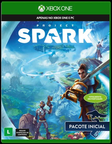 Project Spark - Xbox One (Cód: 8089292)