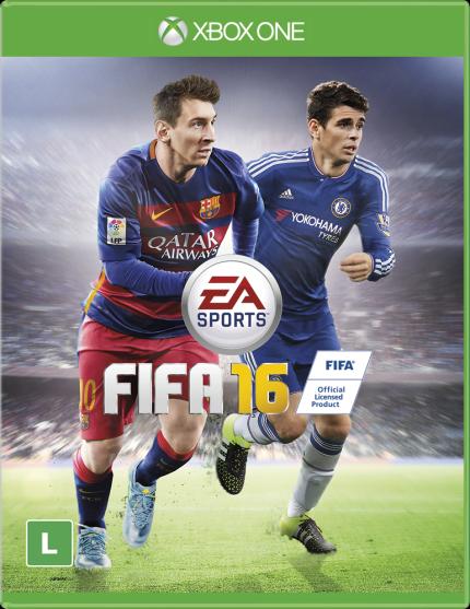 Fifa 16 - Xbox One (Cód: 9035123)