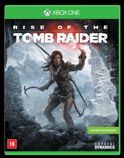 Rise Of The Tomb Raider - Xbox One (Cód: 9201973)