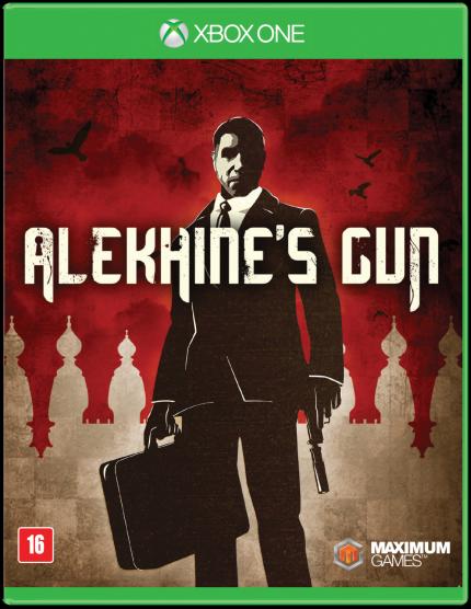 Alekhine's Gun - Xbox One (Cód: 9270536)