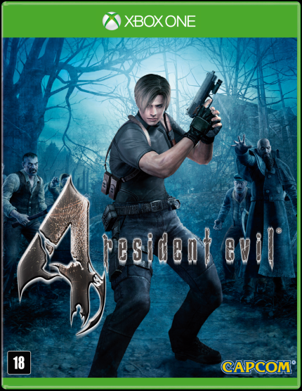 Resident Evil 4 - Remastered - Xbox One (Cód: 9362343)