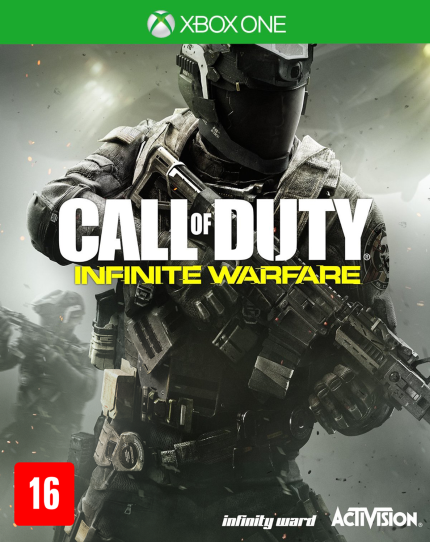 Call Of Duty - Infinite Warfare - Xbox One (Cód: 9381522)