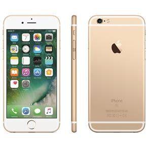 iPhone 6s 128Gb Dourado Apple (Cód: 9344909)