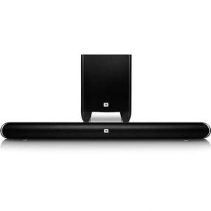 Soundbar JBL SB350 2.1 Canais 320W Bluetooth HDMI Subwoofer Wireless