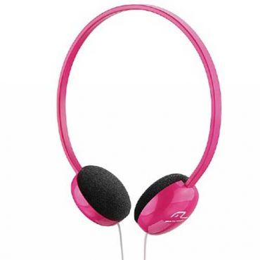 Fone Headphone Básico Rosa PH065 - Multilaser
