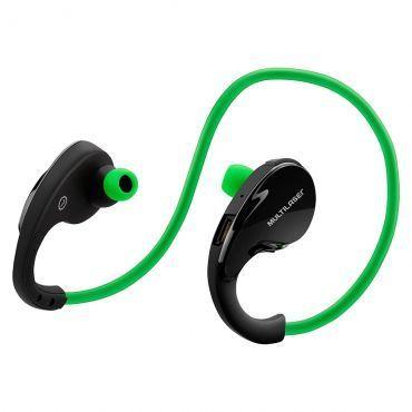 Fone de Ouvido Arco Sport Multilaser Bluetooth verde - PH184