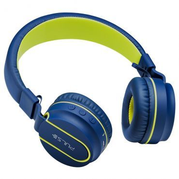 Headphone bluetooth Pulse fun series azul e verde PH218