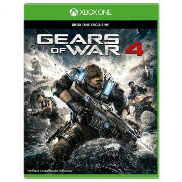 Jogo Gears of War 4 para Xbox One (XONE) - Microsoft