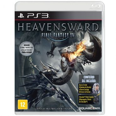 Jogo Expansão Final Fantasy XIV: Heavensward para Playstation 3 (PS3) - Square Enix