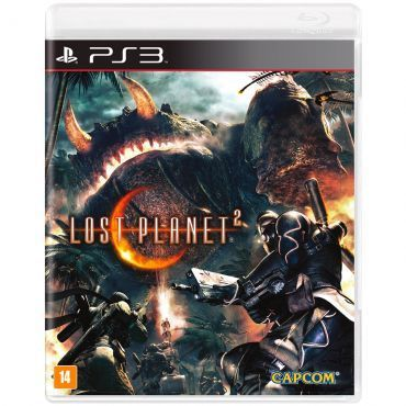 Jogo Lost Planet 2 para Playstation 3 (PS3) - Capcom