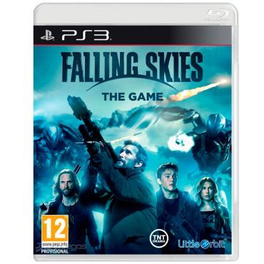 Jogo Falling Skies: The Game para Playstation 3 (PS3) - Majesco