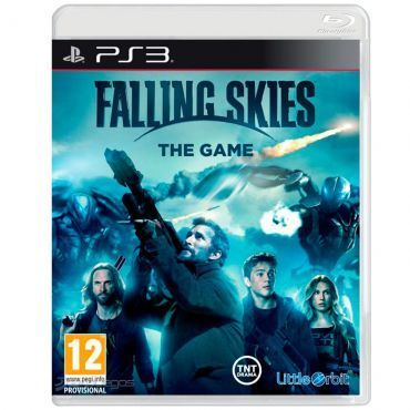Jogo Falling Skies: The Game para Playstation 3 (PS3) - Majesco