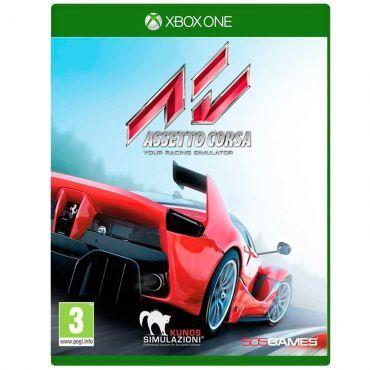Jogo Assetto Corsa para XBOX ONE (XONE) - 505 Games