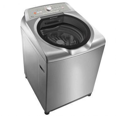 Máquina de Lavar | Lavadora de Roupa Brastemp Top Load 15Kg Evox - BWN15AK