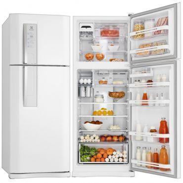 Refrigerador | Geladeira Electrolux Frost Free 2 Portas 427 Litros Branca - DF51