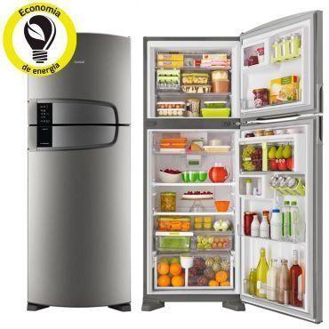 Refrigerador | Geladeira Consul Bem Estar Frost Free 2 Portas 437 Litros Evox - CRM55AK